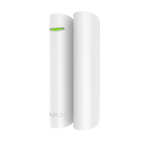 Ajax DoorProtect Plus durų ir langų atidarymo detektorius (baltas)