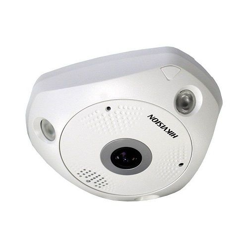12MP Fisheye IP kamera Hikvision DS-2CD63C5G0-IVS F1.29